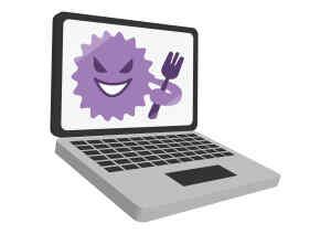 パソコンのウイルス