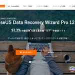 EaseUS Data Recovery Wizard無料版