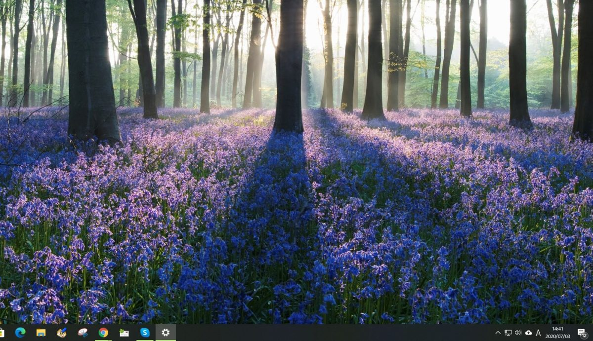 Windows10壁紙 背景 が自動で見た事ない写真に入れ替わる設定はどうすればいいの Desktopbackgroundって何