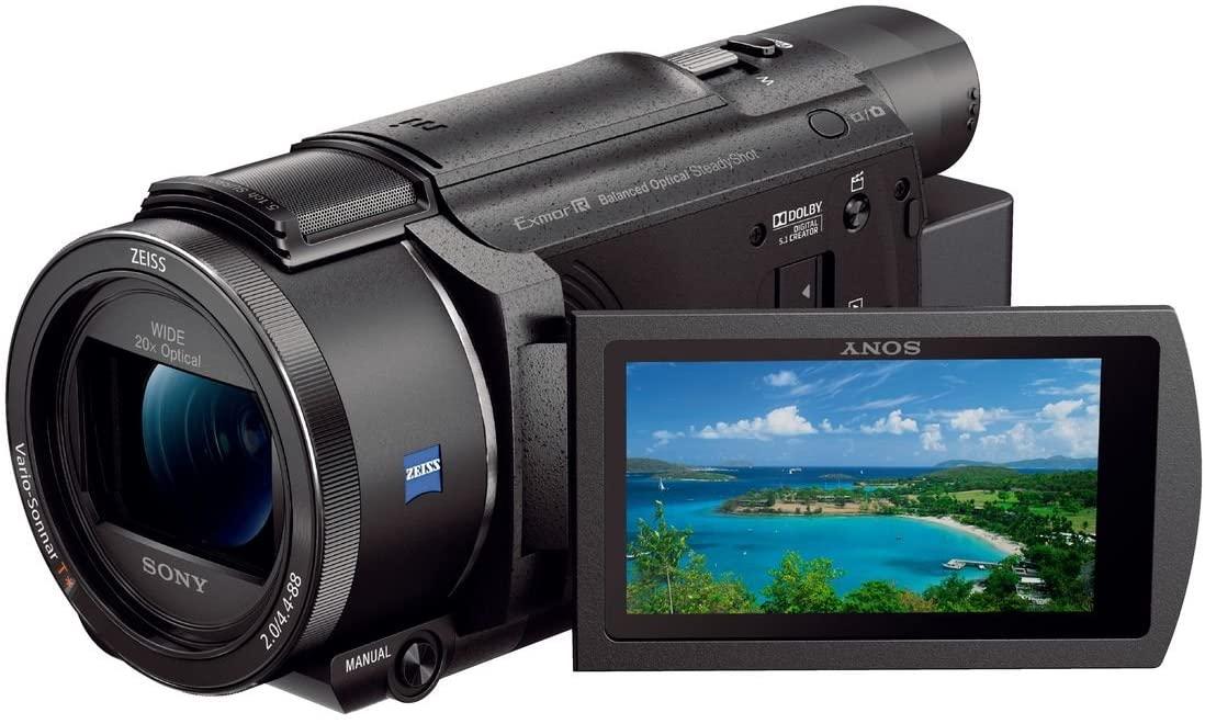 ソニー ビデオカメラ FDR-AX60
